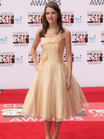 Faryl Smith at Classical BRIT Awards