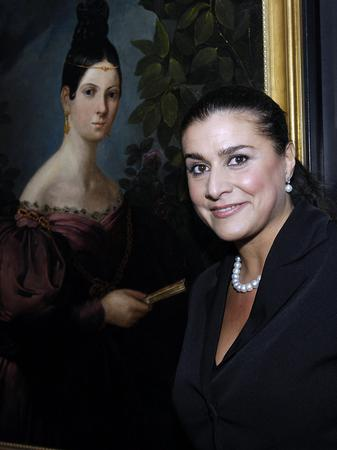 Cecilia Bartoli pays homage to Maria Malibran