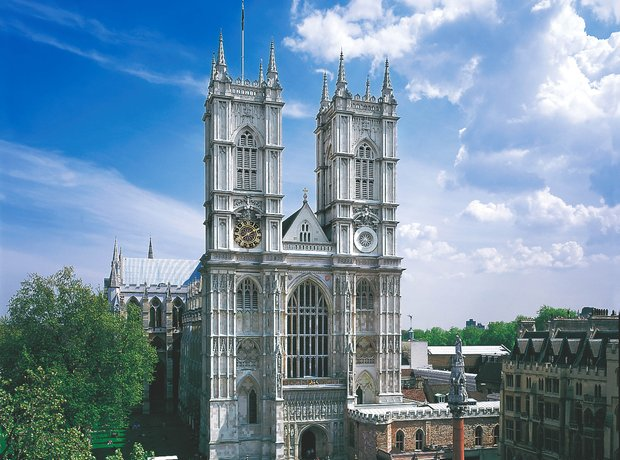 Westminster Abbey Howard Goodall King James Bible