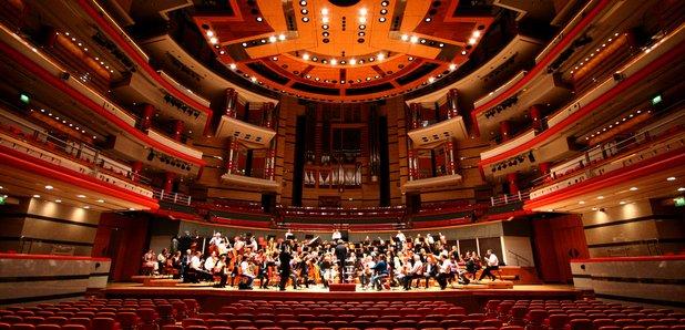 CBSO, symphony hall