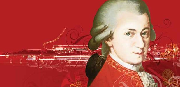 Mozart, the most famous classical composer