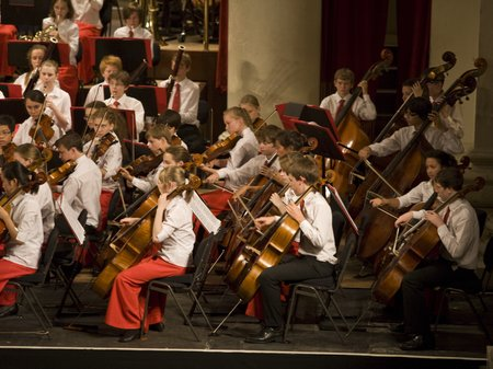 National Children's Orchestra with Nicola Benedett