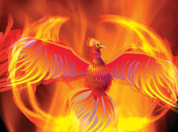 Stravinsky Firebird ballet