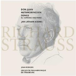 Richard Straus Don Juan Jan Latham Koenig Joan Rod