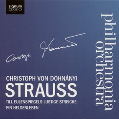 Richard Strauss Philharmonia Christoph von Dohnány