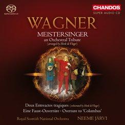Wagner Meistersinger Jeeme Jarvi Royal Scottish Na