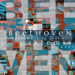 Beethoven String Quartets Nos 1 & 12