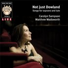 Carolyn Sampson Matthew Wadsworth Songs for sopran