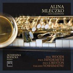 Woods, Creston Sonatas for Saxophone and Piano