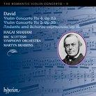 David Violin Concertos 4 & 5; Andante and Scherzo