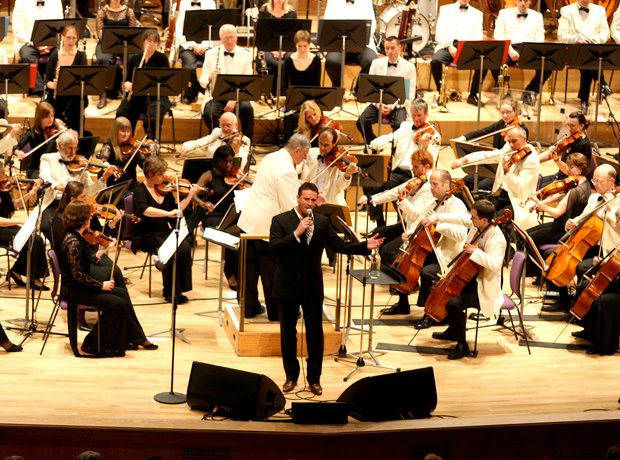Russell Watson Hallé Orchestra