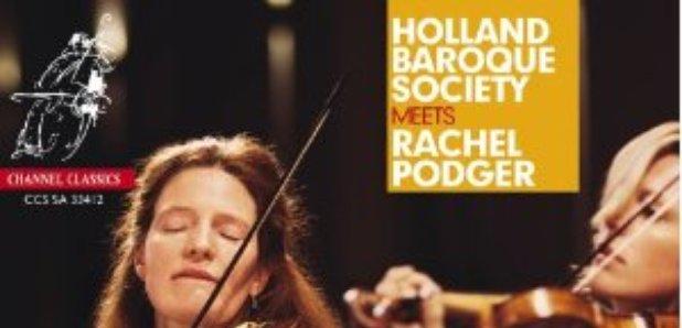 Rachel Podger – Vivaldi Violin Concertos