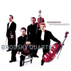 Shostakovich Complete String Quartets Brodsky Quar
