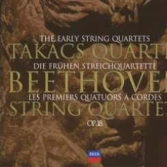 Beethoven The Early String Quartets Op.18 Takács Q