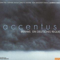 Brahms Requiem Accentus Equilbey