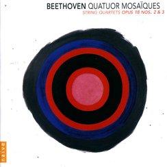 Beethoven Quatuor Mosaïques