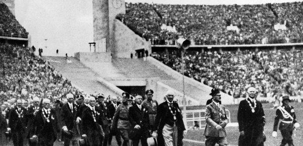Berlin Olympics 1936