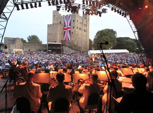 Castle Proms at Rochester Castle