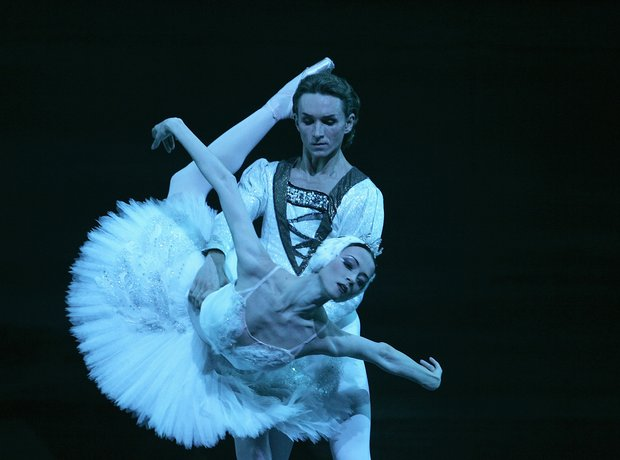 The Bolshoi Ballet - Swan Lake