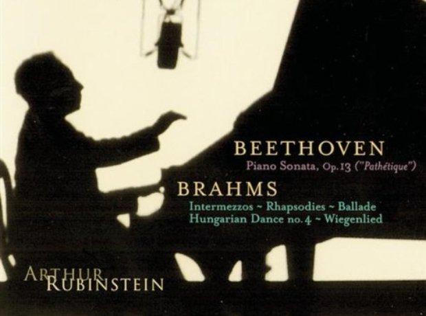 Beethoven - Pathetique Sonata (Artur Rubinstein)