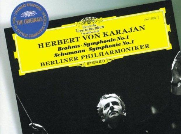 Brahms - Symphony No. 1/Schumann - Symphony No. 1
