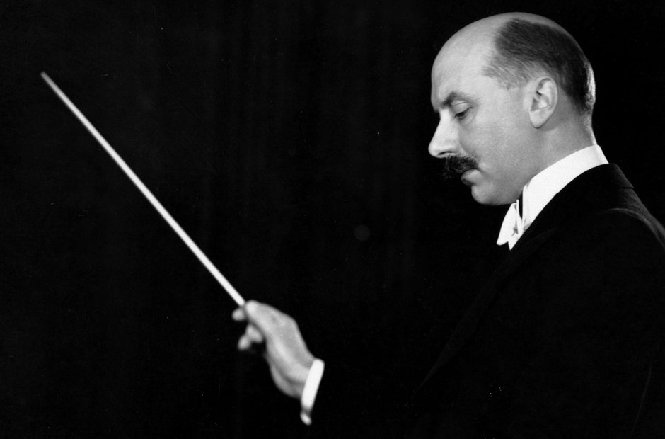 Adrian Boult conductor