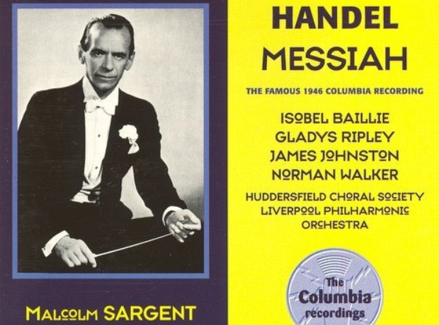 Handel - Messiah (Soloists/Liverpool Philharmonic/
