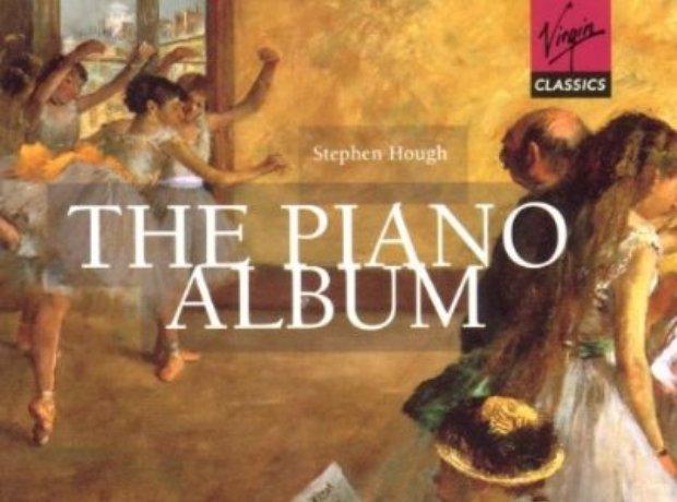 The Piano Album - Stephen Hough