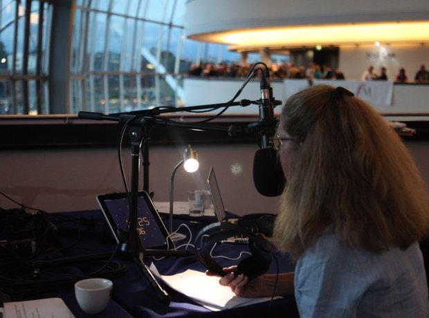 Jane Jones at The sage Gateshead