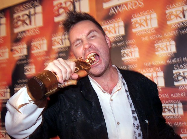 Nigel Kennedy classical brits 2000