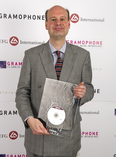 Gramophone Awards 2012 Stephen Layton