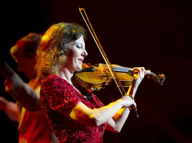 Tamsin Little at Classic FM Live 2012