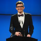 Gareth Malone at the Classic BRIT Awards 2012