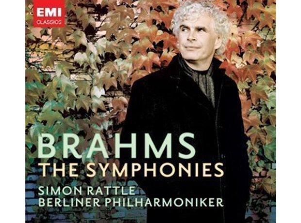rattle brahms symphonies