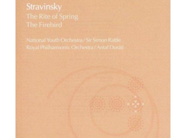 rattle stravinsky