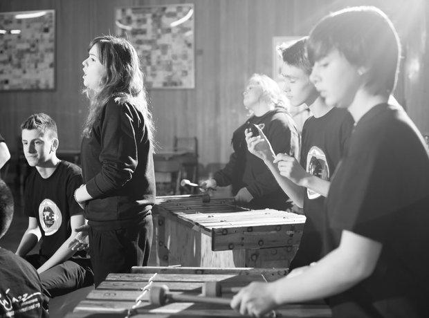 Portchester Marimba Ensemble