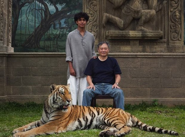 Thank you vishnu for introcuding me to christ mychael for Life of pi family