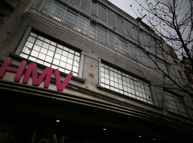 hmv history pictures