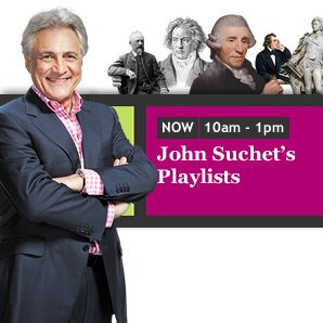 John suchet's playlist