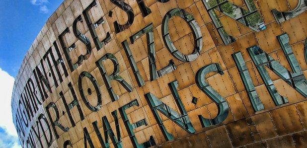 Millenium Centre Cardiff