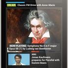 Classic FM Android app