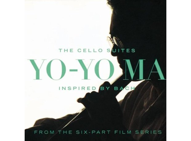 Bach, Cello Suites, by Yo-Yo Ma