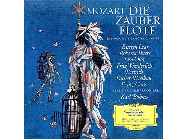 Mozart, The Magic Flute, by Fritz Wunderlich