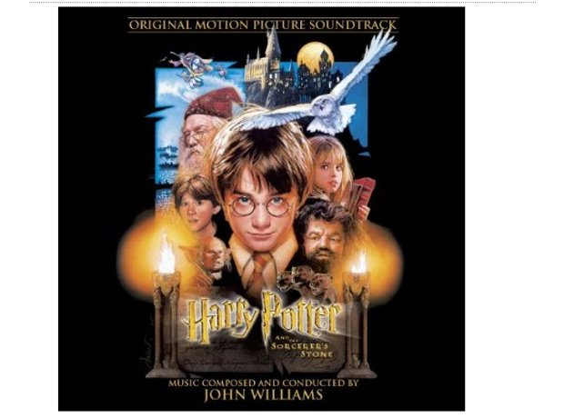Williams, Harry Potter, by John Williams