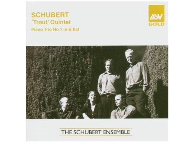 Schubert, The Trout Quintet, by The Schubert Ensem