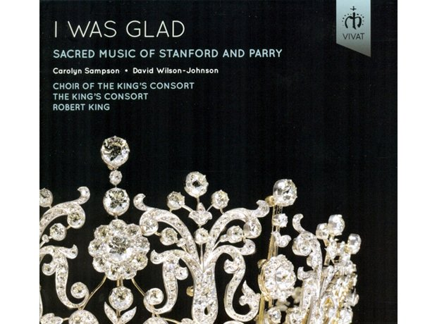 217 Parry, I Was Glad, by The King's Consort, The