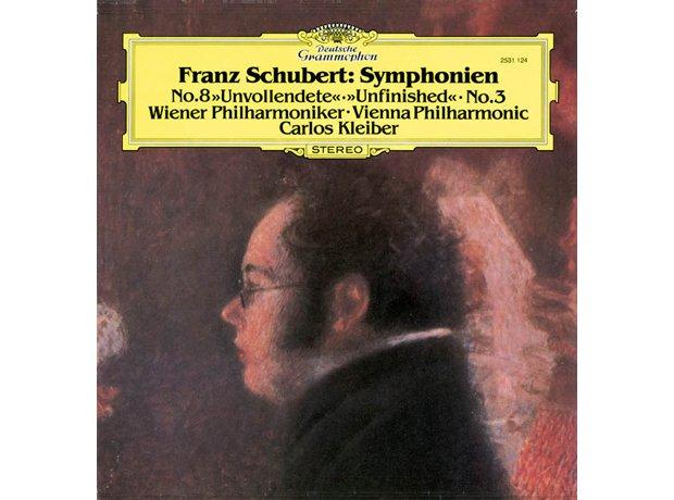 245 Schubert, Symphony No. 8, Vienna Philharmonic,