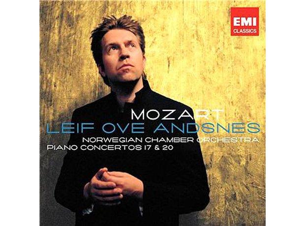 Mozart, Piano Concerto No. 20, by Leif Ove Andsnes