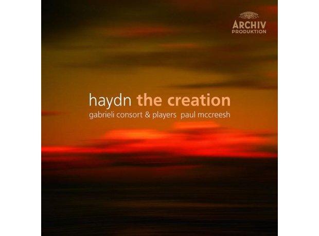 Haydn, The Creation, Gabrieli Consort, Paul McCree