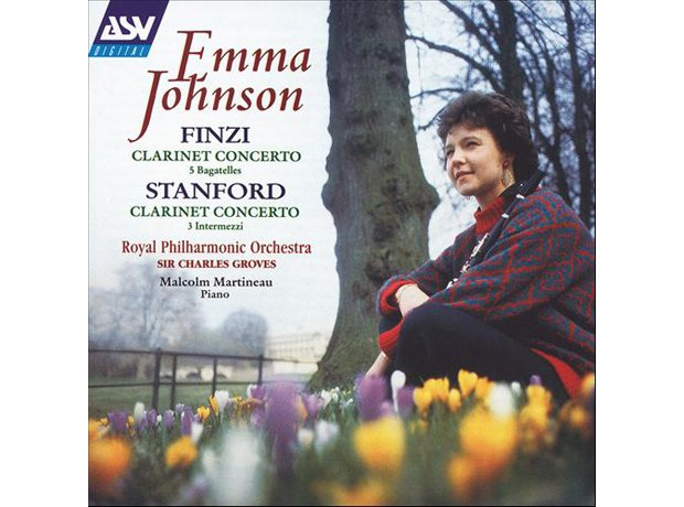 265 Finzi, Clarinet Concerto, Emma Johnson, Royal